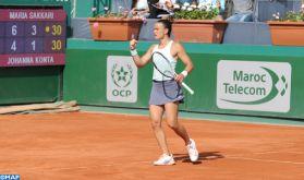 WTA: Sákkari s'offre le 19è GP SAR la Princesse Lalla Meryem