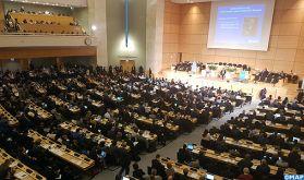 Ouverture à Genève de la 72ème Assemblée mondiale de la santé avec la participation du Maroc