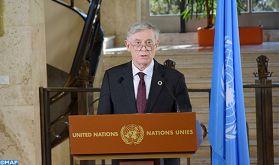 Sahara marocain: M. Kohler a l'intention d'organiser une troisième table ronde selon le même format