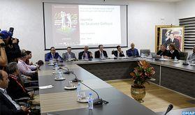 Table ronde à Rabat pour la finalisation du plan d'action pour la promotion du tourisme golfique au Maroc