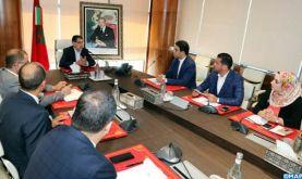 M. El Otmani pour une contribution du gouvernement parallèle des jeunes à la dynamisation de la scène politique nationale