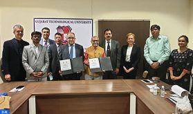 Le Maroc participe au Sommet mondial du Gujarat en Inde