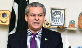 Le Pakistan réitère son soutien à l'intégrité territoriale du Maroc