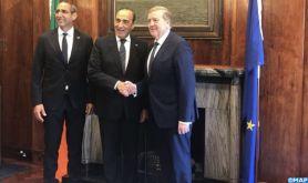 """Le ministre du Commerce irlandais salue """"le potentiel important"""" des échanges commerciaux entre le Maroc et l'Irlande"""