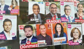 Musique et ambiance marocaines s'invitent dans la campagne électorale à Bruxelles