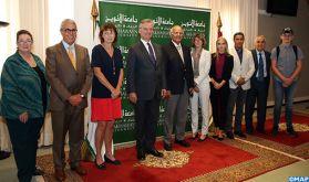 Al Akhawayn et l'université de Dublin explorent les voies d'un ''partenariat stratégique''