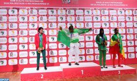 Jeux africains-2019: La Marocaine Oumaima El Bouchti décroche la médaille d'argent