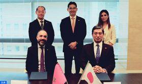 BCP et le japonais SUMITOMO signent un MoU en faveur des investisseurs japonais en Afrique