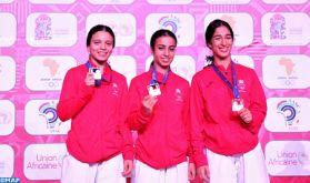 Jeux Africains 2019/Karaté: Le Maroc rafle 12 médailles dont 9 en or