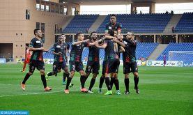 Botola Maroc Télécom D1 (18ème journée): Victoire de l'AS FAR face au Hassania d'Agadir (2-1), la 3ème d'affilée