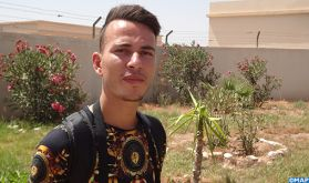 En quête d'un avenir meilleur, Khalid Bouchbel se joint volontiers au service militaire