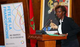 Rabat : La SG de l'OIF appelle les pays membres à faire valoir la francophonie pour mette en avant leurs richesses et atouts