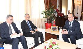 M. Laâraj s'entretient à Rabat avec le DG de l'ALECSO sur les moyens de renforcer de la coopération culturelle