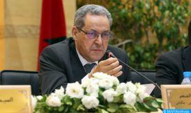 """L'œuvre de SM le Roi Mohammed VI lors de Ses vingt ans de règne a été """"prospective et considérable"""""""