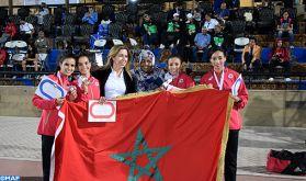 21ème championnat arabe d'athlétisme: L'équipe nationale remporte 5 médailles d'or au quatrième et dernier jour