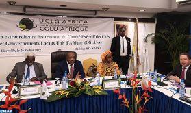 Libreville : le Maroc candidat de l'Afrique pour la présidence de CGLU-Monde