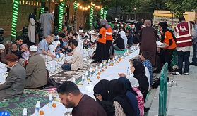A Londres, les différentes cultures se rencontrent pour célébrer le Ramadan