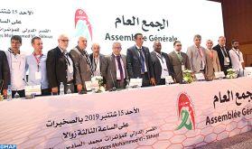 Ligue nationale du football amateur: Jamal Snoussi réélu pour un deuxième mandat