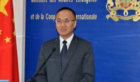"""Les relations sino-marocaines ont connu un """"développement excellent"""" depuis la visite de SM le Roi Mohammed VI en Chine"""