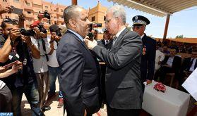 Marrakech: Célébration du 63ème anniversaire de la création de la DGSN