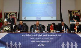 Région Marrakech-Safi : Tenue de la 2ème session régionale du Parlement de l'Enfant