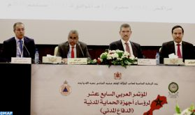 Le DG de la Défense civile saoudienne appelle à développer les programmes de protection civile et de gestion des risques dans le monde arabe