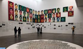Au Mexique, des portraits en Lego à la mémoire des 43 étudiants disparus