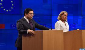 L'UE et le Maroc adoptent pour la première fois un langage commun sur la question du Sahara (Mogherini)