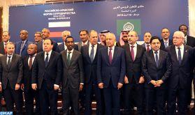 Le Maroc accueille en 2020 la 6ème édition du Forum de coopération arabo-russe