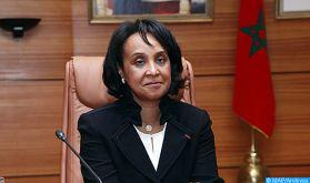 Mme Boucetta appelle à Marrakech à une plus grande mobilisation envers les pays sans littoral