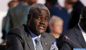 """Appel d'Al Qods: Le président de la commission de l'UA exprime sa """"profonde"""" appréciation"""