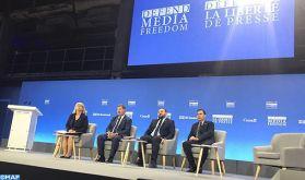 M. El Khalfi met en avant à Londres les acquis du Maroc en matière de promotion de la liberté de la presse