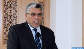 """M. Ramid présente le premier rapport sur """"les réalisations en matière des droits de l'homme au Maroc"""" depuis l'adoption de la constitution de 2011"""