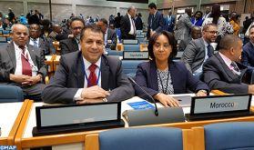 Ouverture à Nairobi de la Conférence régionale africaine de haut niveau sur la lutte contre le terrorisme et la prévention de l'extrémisme violent avec la participation du Maroc