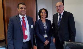 Le Chef du Bureau des Nations Unies contre le Terrorisme met en avant le soutien apporté par le Maroc aux efforts de la communauté internationale