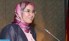 La protection de l'environnement au Maroc, un engagement qui se manifeste avec force dans les stratégies de développement (Mme El Ouafi)