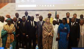 Mme Eddarhem prend part à Niamey à la 9è réunion des ministres africains du commerce de la ZLECAf