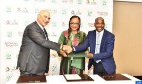 Accra: L'OCP et l'UA renforcent leur partenariat pour soutenir le développement de l'Agriculture en Afrique