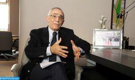 20è anniversaire de l'intronisation de SM le Roi : Les Marocains peuvent être fiers du parcours accompli, mais ils ne sont pas insensibles aux imperfections (M. Omar Azziman)