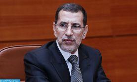 M. El Otmani présente le bilan d'étape de l'action gouvernementale, le 13 mai devant les deux chambres du Parlement