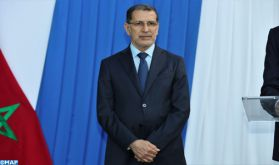 Maroc-France : M. El Otmani souligne le caractère exceptionnel et singulier des relations bilatérales