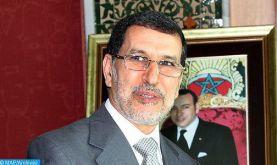 M. El Otmani réaffirme l'engagement du gouvernement à coopérer avec la commission en charge du nouveau modèle de développement