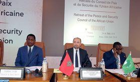Ouverture officielle à Skhirat de la 12è retraite du Conseil de Paix et de Sécurité de l'UA