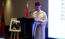 Brillantes réceptions des ambassades du Royaume en Asie à l'occasion de la célébration de la Fête du Trône