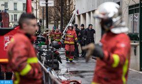Neuf morts dans l'incendie ''criminel'' d'un immeuble à Paris