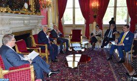 Tenue à Paris de la 2ème Conférence annuelle de l'ONG «Leaders pour la paix»