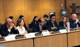 L'action menée par le Maroc sous le leadership de SM le Roi en matière de coopération sud-sud et triangulaire mise en exergue à Paris
