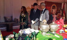 Participation du Maroc à la 18ème Edition des Fêtes Consulaires de Lyon