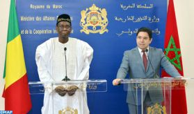 M. Bourita réitère la position claire du Maroc en faveur de l'unité et de la stabilité du Mali