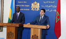 """Sahara marocain : M. Bourita appelle à """"dépolluer"""" l'UA des """"débats stériles, inutiles et en déphasage avec la réalité"""""""